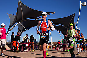 08:09:12  Running at Ironman Arizona 2014