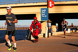 09:40:23 Running at Ironman Arizona 2014