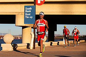 09:43:55 Running at Ironman Arizona 2014
