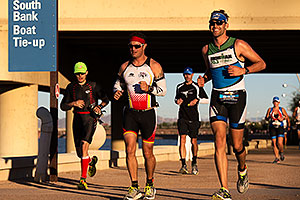09:47:33 Running at Ironman Arizona 2014