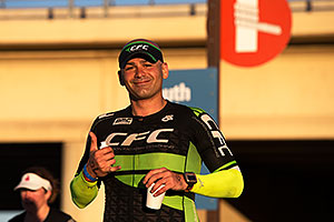 09:56:03 Running at Ironman Arizona 2014