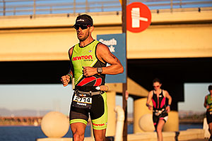 10:02:23 Running at Ironman Arizona 2014