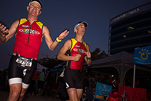 10:45:34 Running at Ironman Arizona 2014