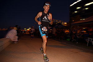 11:03:42 Running at Ironman Arizona 2014