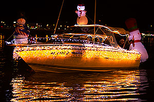 Boat #52 at APS Fantasy of Lights Boat Parade
