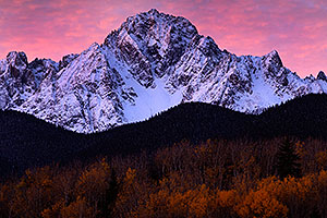 Images of Mount Sneffels