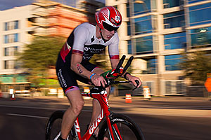 00:56:20 #24 Jordan Bryden [23rd,USA,09:02:10] cycling at Ironman Arizona 2015