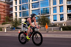 01:04:56 #50 Brent McBurney [25th,USA,09:04:57] cycling at Ironman Arizona 2015