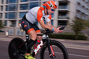 01:29:12 #1012 cycling at Ironman Arizona 2015