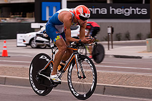 02:23:42 #35 Miguel Angel Fidalgo Rossello [14th,ESP,08:39:37] cycling at Ironman Arizona 2015