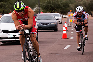 02:53:23 #850 cycling at Ironman Arizona 2015