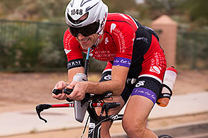 03:01:00 #1048 cycling at Ironman Arizona 2015