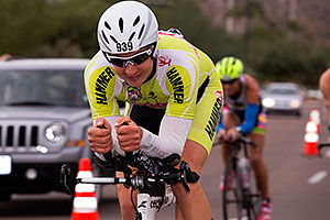 03:03:37 #939 cycling at Ironman Arizona 2015