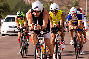 03:35:13 #761 cycling at Ironman Arizona 2015