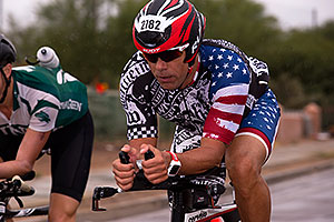 05:13:42 #2182 cycling at Ironman Arizona 2015