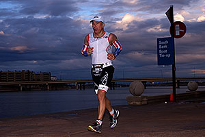 10:24:46 #1097 running at Ironman Arizona 2015