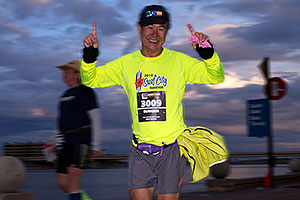 10:26:25 #3009 running at Ironman Arizona 2015