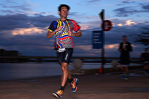10:32:18 #2448 running at Ironman Arizona 2015