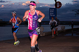 10:40:15 Running at Ironman Arizona 2015