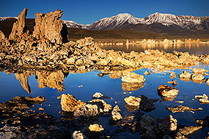 Mono Lake morning, California