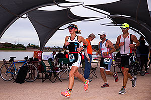 08:44:13 #1878 running at Ironman Arizona 2016