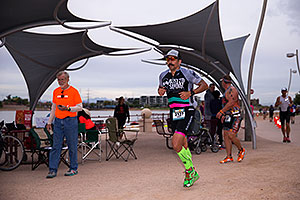 08:44:39 #2127 running at Ironman Arizona 2016