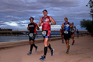 10:12:21 #919, #1361 and #2589 running at Ironman Arizona 2016
