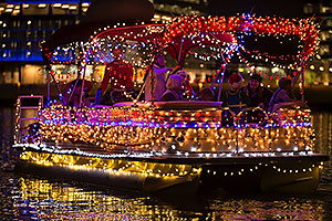 Boat #08 at APS Fantasy of Lights Boat Parade