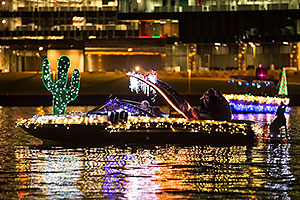 Boat #09 at APS Fantasy of Lights Boat Parade