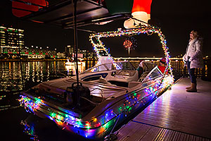 Boat #03 at APS Fantasy of Lights Boat Parade