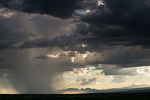Green Valley monsoon rain