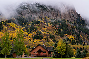 House in Crested Butte