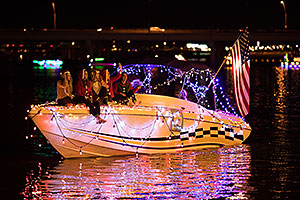 Boat #05 at APS Fantasy of Lights Boat Parade