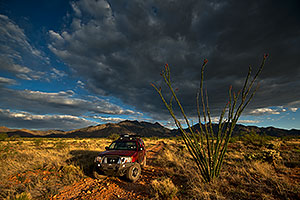 Xterra by Santa Rita Mountains, Arizona