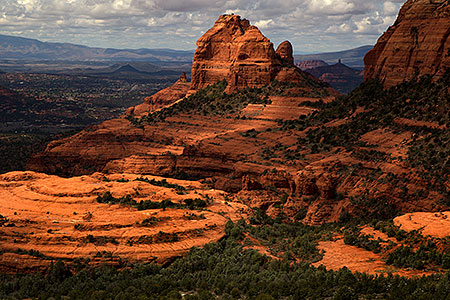 View of Sedona, Arizona