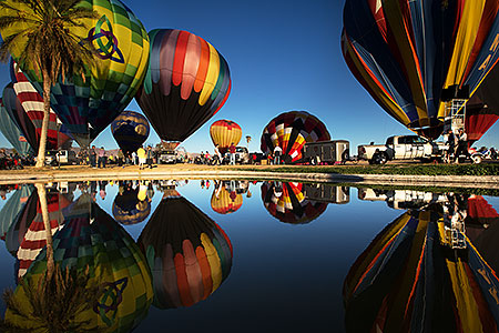 Lake Havasu Balloon Fest