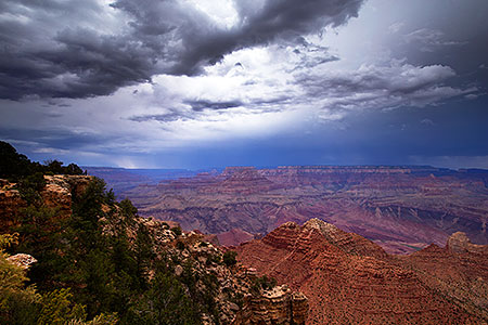 View of Grand Canyon, Arizona