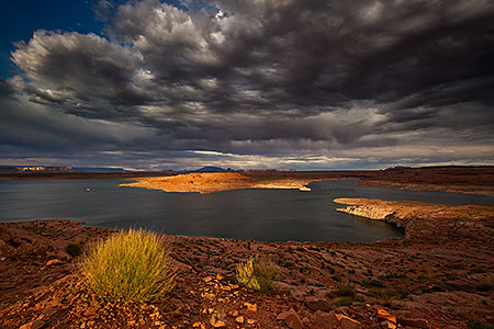 Lake Powell Overlook in Utah