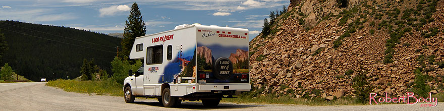 /images/500/2007-06-24-granite-rv02-sp.jpg - #04026: Cruise America - 1-800-RV-4RENT Motorhome … June 2007 -- Granite, Colorado