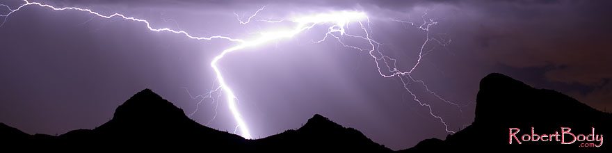 /images/500/2008-09-10-supers-light-purple-25373sp.jpg - #05851: Lightning in Superstitions … September 2008 -- Superstitions, Arizona