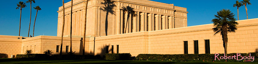 /images/500/2008-12-27-mesa-temple-west-68040sp.jpg - #06635: West side of Mesa Arizona Temple … December 2008 -- Mesa Arizona Temple, Mesa, Arizona
