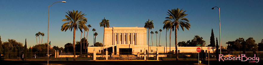 /images/500/2008-12-28-mesa-temple-west-68450sp.jpg - #06650: West side of Mesa Arizona Temple … December 2008 -- Mesa Arizona Temple, Mesa, Arizona