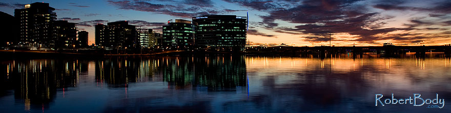 /images/500/2009-01-08-tempe-lake-sunset-74214sp.jpg - #06847: Tempe Town Lake … January 2009 -- Tempe Town Lake, Tempe, Arizona