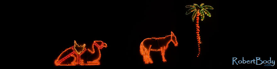 /images/500/2009-12-31-chandler-lights-131276sp.jpg - #08025: Christmas decorations in Chandler … December 2009 -- Chandler, Arizona