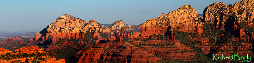 /images/500/2010-07-12-sedona-morning-16260sp.jpg - #08238: Morning in Sedona … July 2010 -- Schnebly Hill, Sedona, Arizona