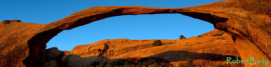 /images/500/2010-09-11-arches-landscape-32601sp.jpg - #08659: Landscape Arch in Arches National Park … September 2010 -- Landscape Arch, Arches Park, Utah