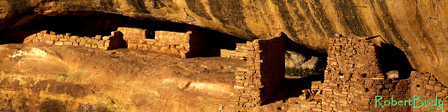 /images/500/2010-10-13-mesa-verde-42734sp.jpg - #08852: New Fire House ruins (top) in Mesa Verde … October 2010 -- Mesa Verde, Colorado