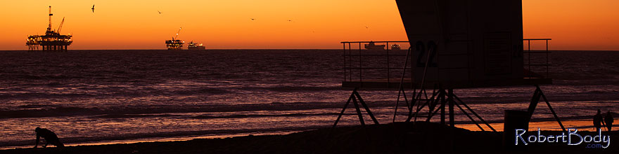 /images/500/2012-12-27-ca-huntington-sunst-11543sp.jpg - #10557: Sunset at Huntington Beach, California … December 2012 -- Huntington Beach, California