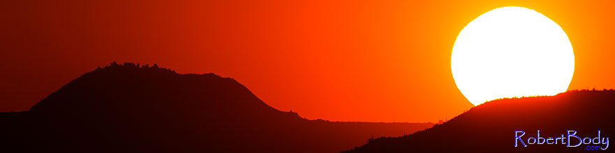 /images/500/2015-07-21-supers-fish-sun-6d_5513sp.jpg - #12535: Sunset in Superstitions … July 2015 -- Fish Creek Hill, Superstitions, Arizona